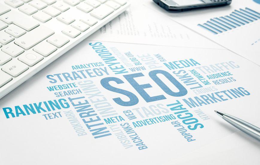 SEO and social media marketing - Eyler Creative