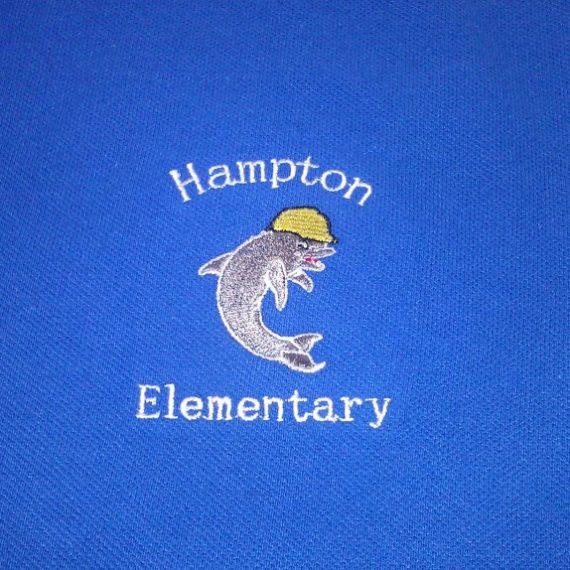 Hampton PTA Website Re-Design - Eyler Creative