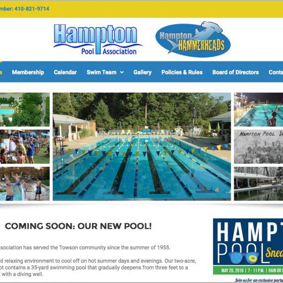 hampton pool- eyler creative