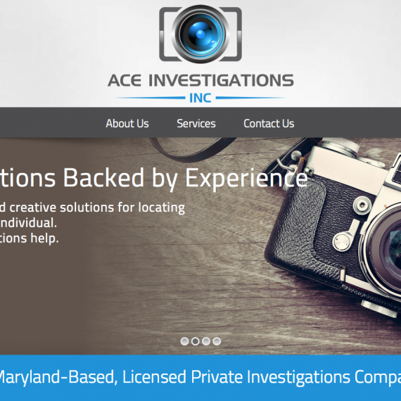 ace Investigations, inc.- eyler creative