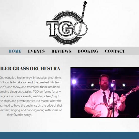 Website design- eyler creative