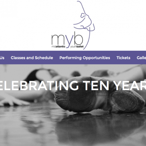 mid atlantic youth ballet- Eyler Creative