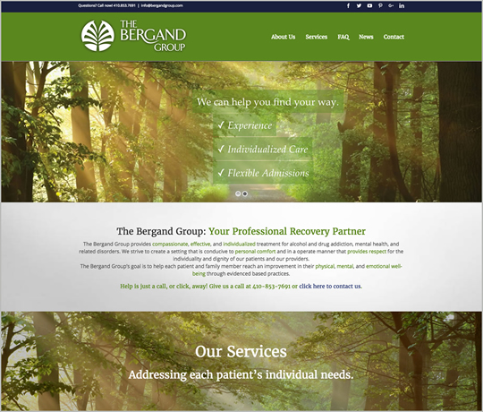 The Bergand Group - Eyler Creative