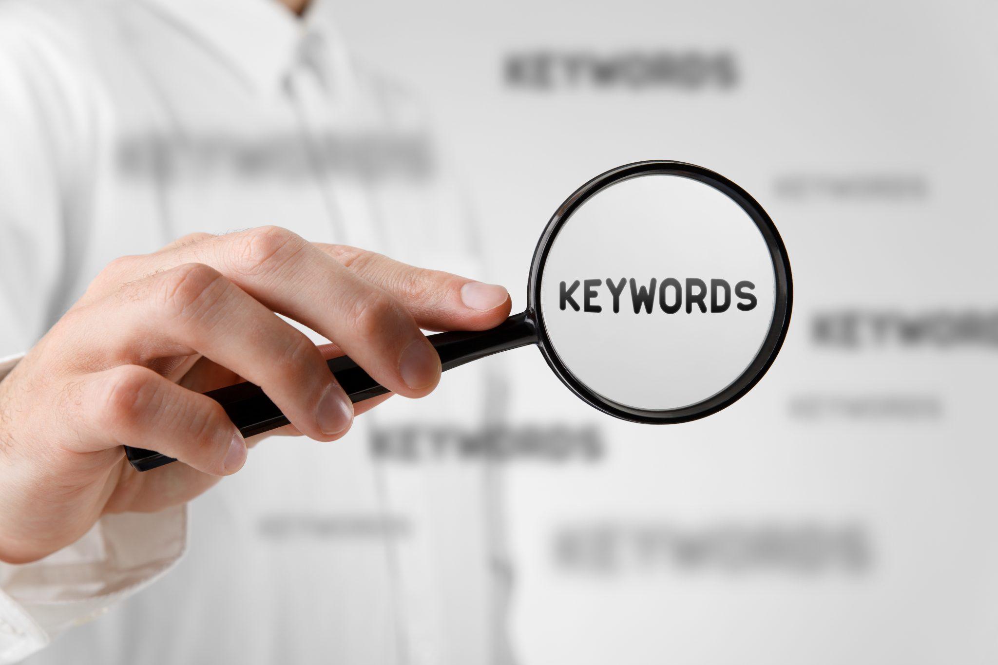 Keyword Research - Eyler Creative
