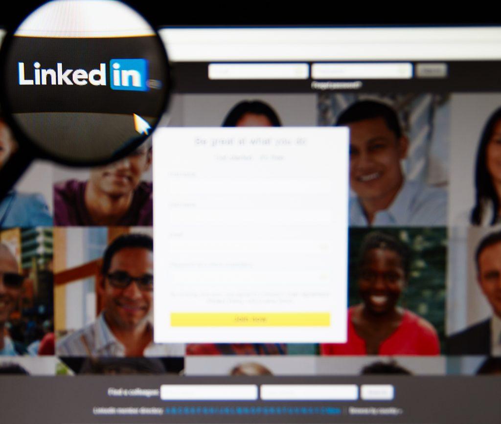 LinkedIn - Eyler Creative