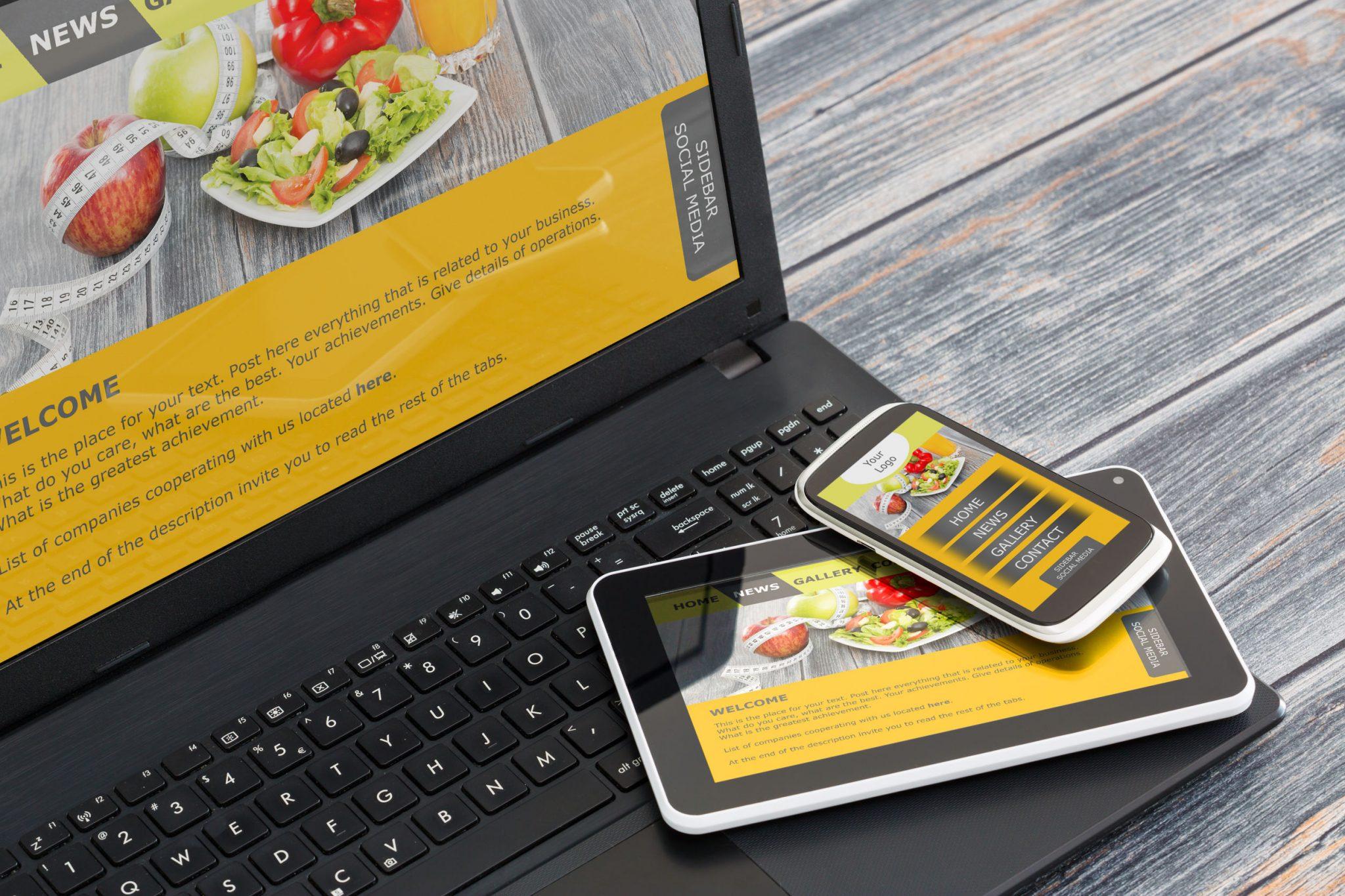 Website Redesign - Eyler Creative