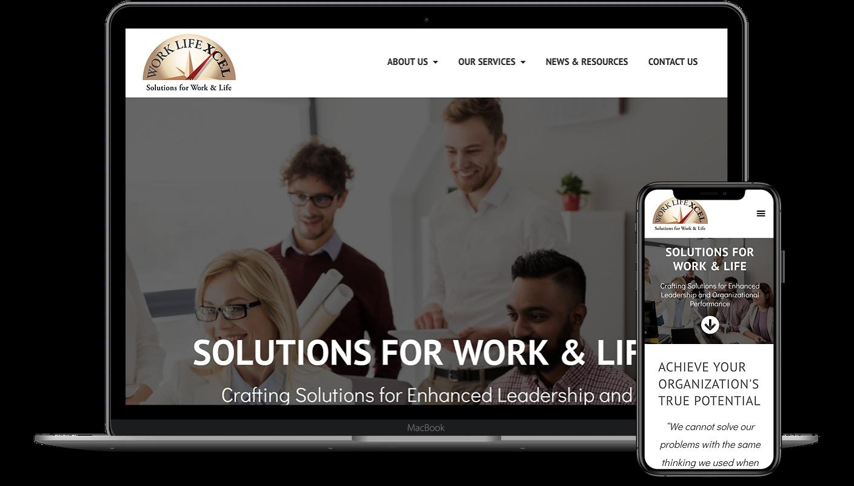 WorkLife Xcel | Eyler Creative