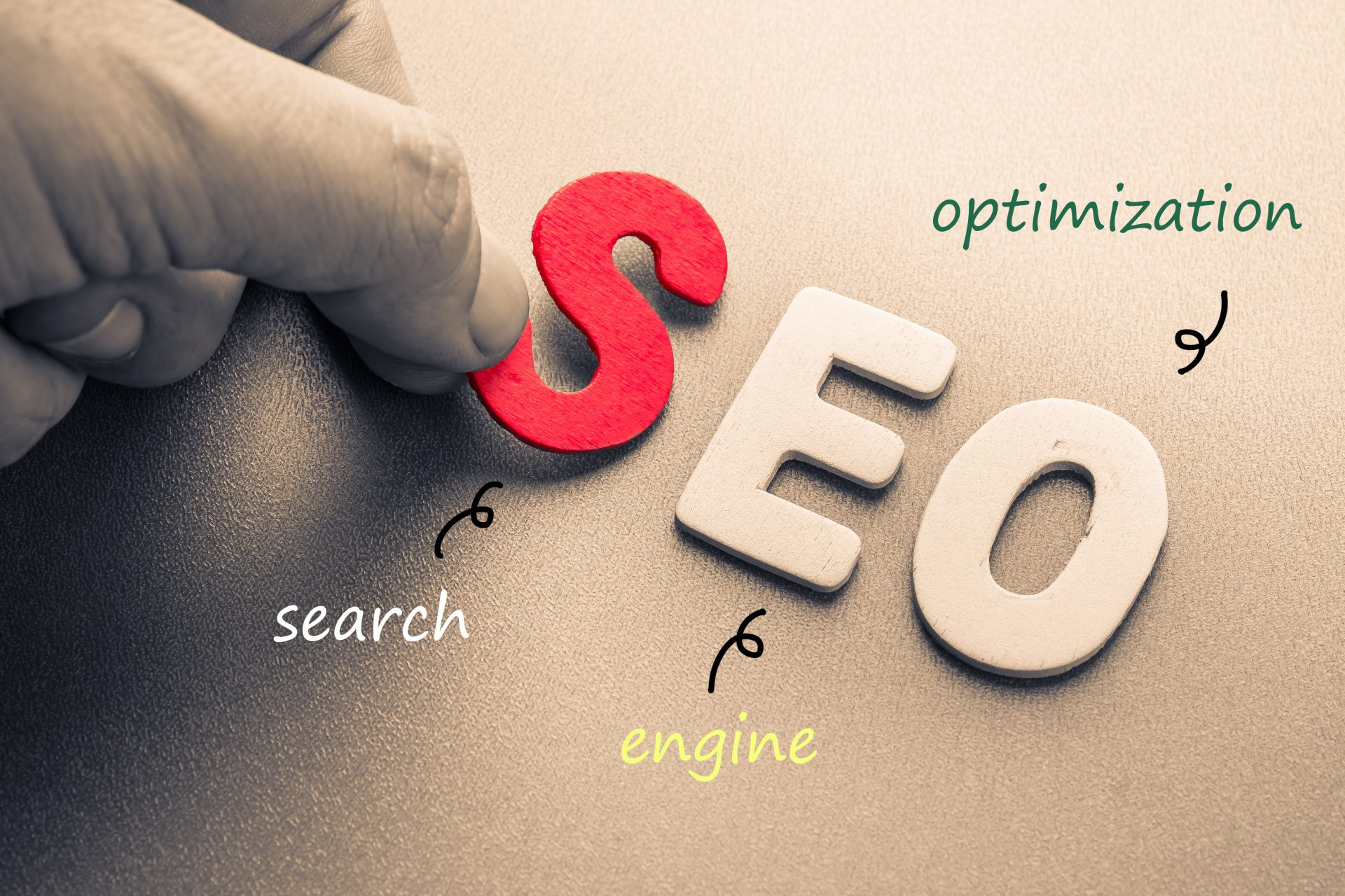 small business SEO -- Eyler Creative