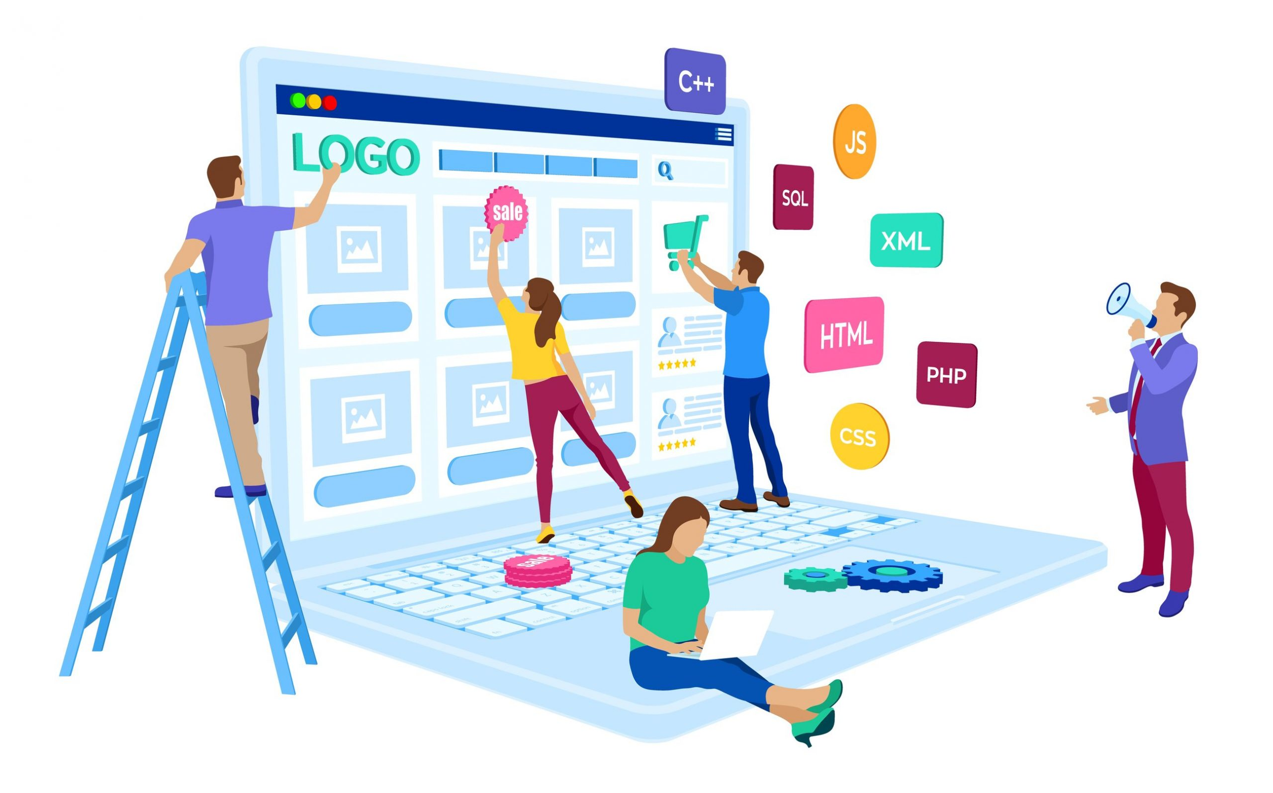 web design in maryland - Eyler Creative