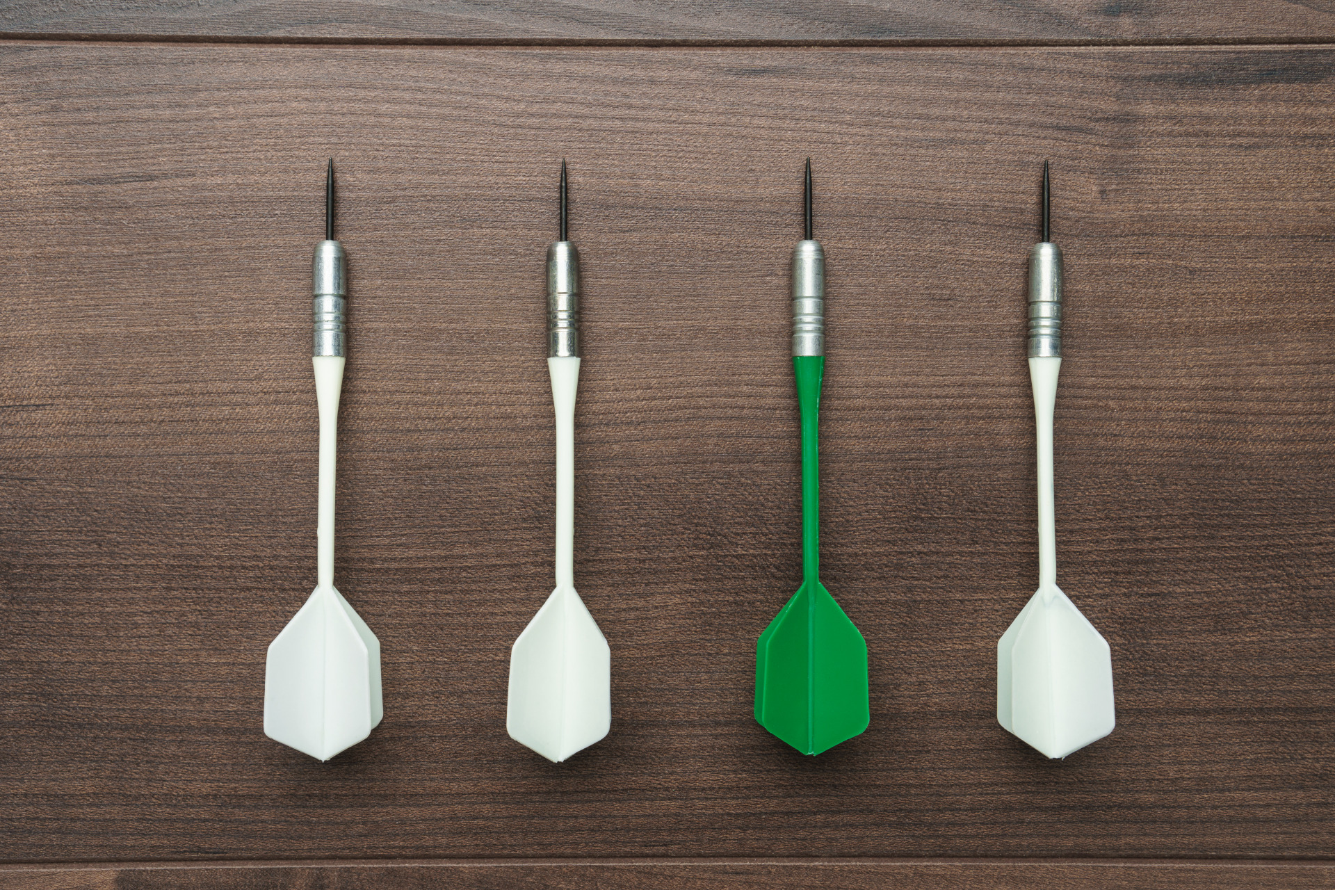 One dart is different than the others - search engine optimization in maryland - Eyler Creative